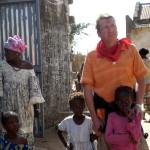 Pascal Dupin au Sénégal
